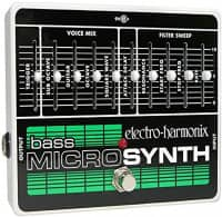Bass Micro Synthesizer - new version -