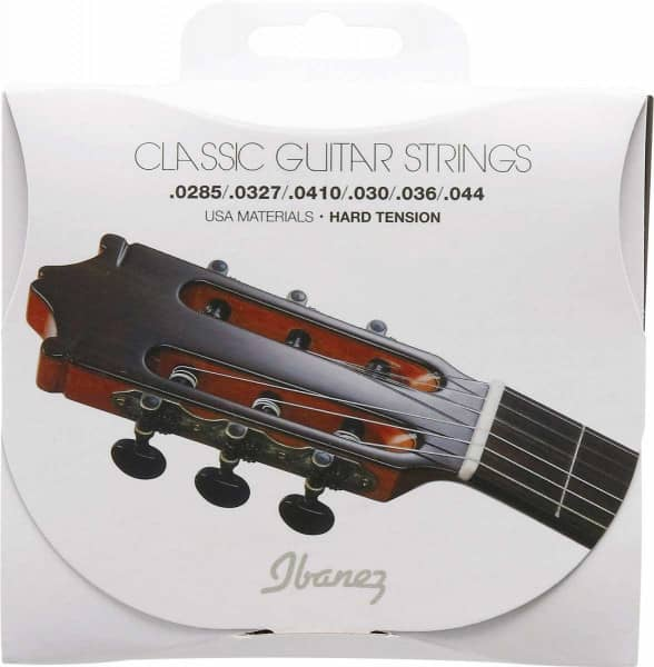 ICLS6HT Classic Guitar Strings Hard Tension