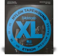 ETB92M - XL Bass Tapewound, Medium Scale 50-105
