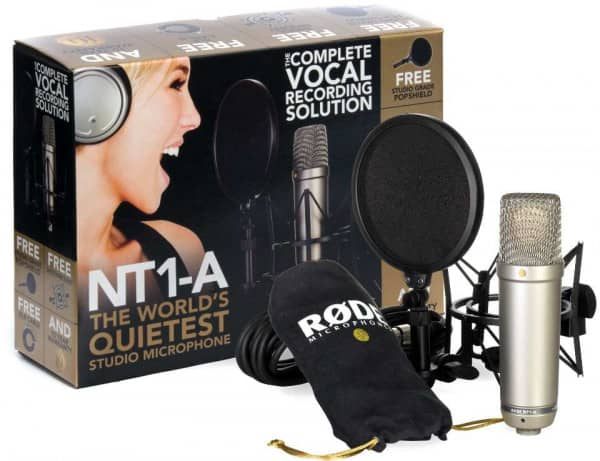 NT1-A Complete Vocal Recording Solution