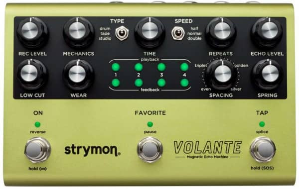 VOLANTE Magnetic Echo Machine