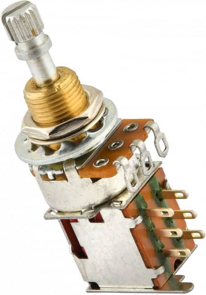 E500PP 500K Push/Push Potentiometer