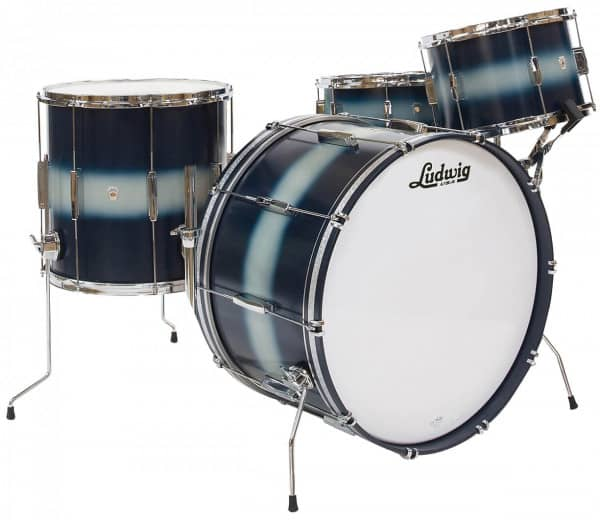 Club Date USA Pro Beat - Blue Silver Duco