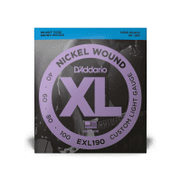 EXL190 - XL Bass Nickel Wound, Long Scale 40-100