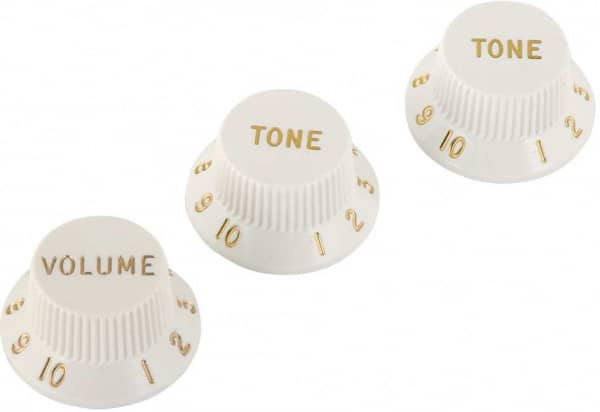Original Vintage Tone/Volume Strat Knobs