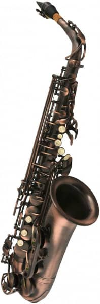 CC-AS4300AR Altsaxophon Antique Red