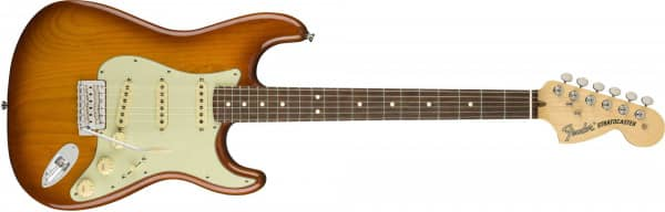 American Performer Stratocaster RW HBST