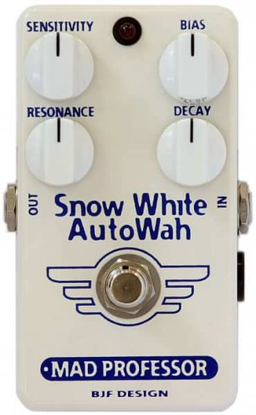 Snow White Auto Wah - Factory Made
