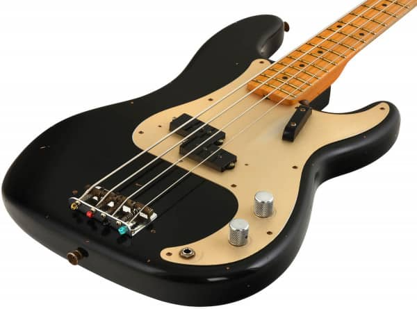 Custom Shop 1957 Precision Bass JRN BLK
