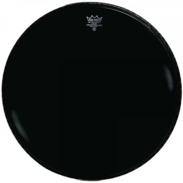 Powerstroke 3 - Bass Drum Fell - 24 - Ebony