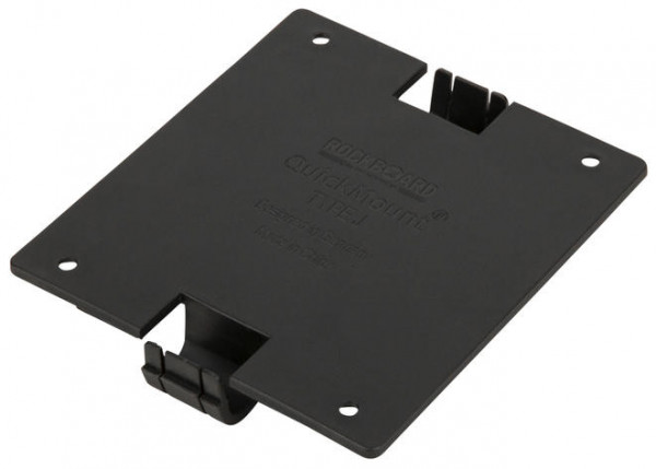 QuickMount Type J - Pedal Mounting Plate For Medium Size Strymon Pedals