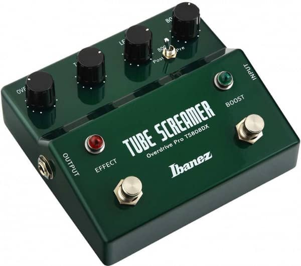 TS808DX Tubescreamer DX